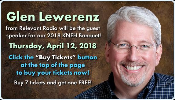Glen Lewerenz Banquet Slide