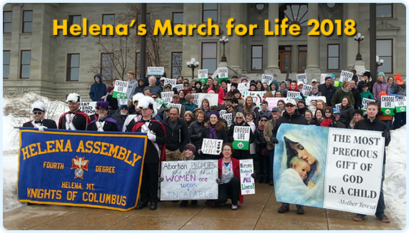 Helena March for Life 2018